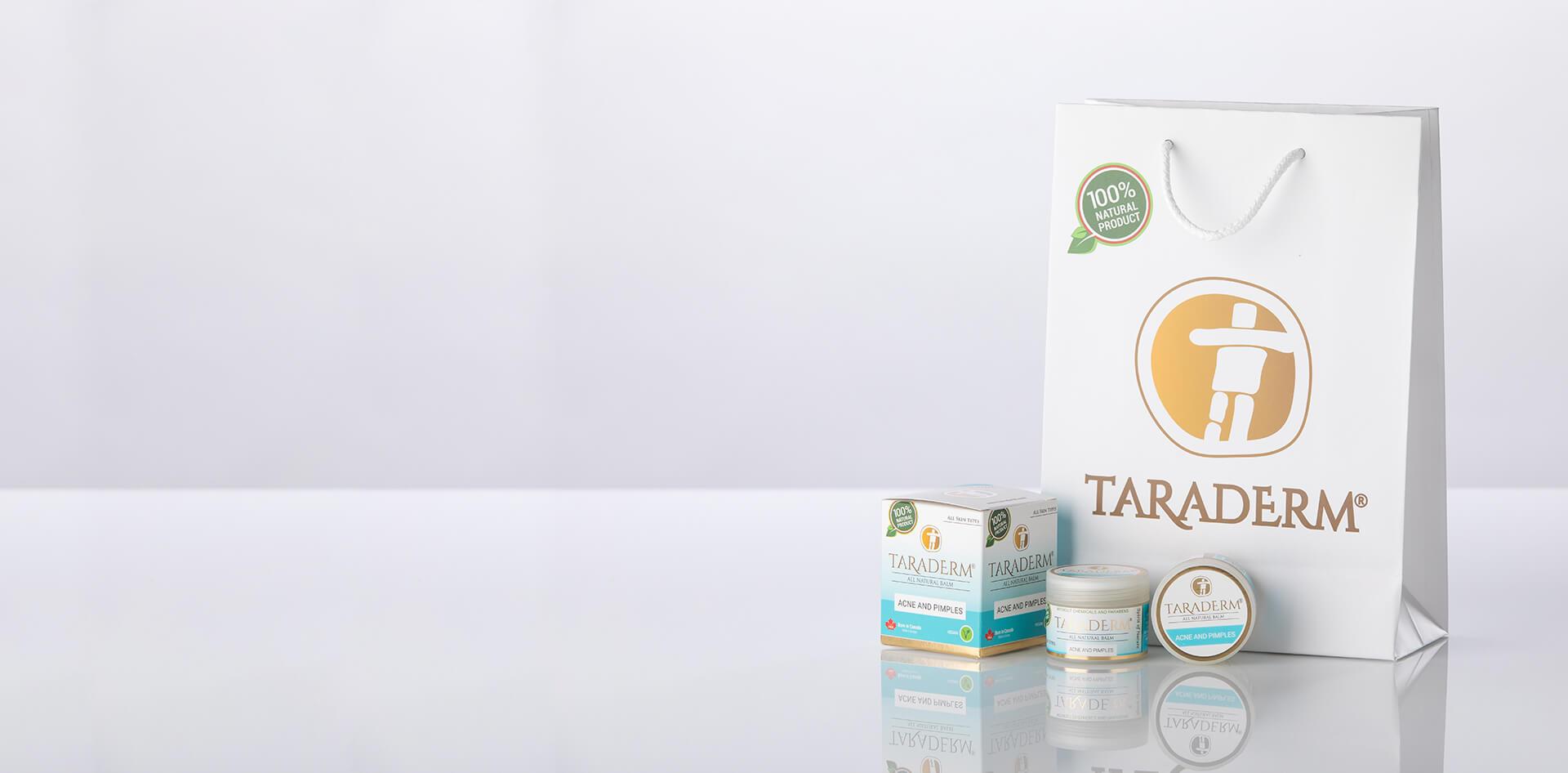 Taraderm natural cream